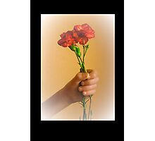 A Loving Gift Photographic Print