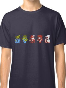 Final Fantasy - Team up Classic T-Shirt