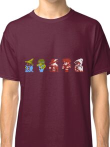 Final Fantasy - Team up Classic T-Shirt
