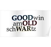 "Good Old War ""Broken Into Better Shape"" Poster"