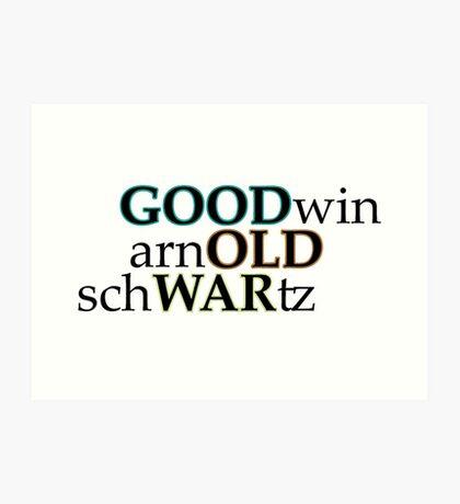 "Good Old War ""Come Back as Rain"" Art Print"