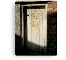 well used ... Canvas Print