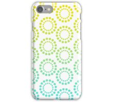 Colourful pattern iPhone Case/Skin