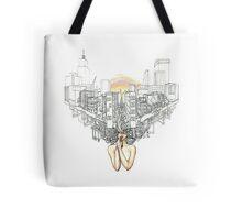 Sewer Princess Sunset Tote Bag