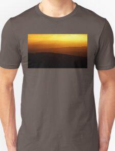 Amazing orange sunset T-Shirt