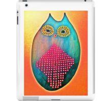 Psychedelic Owl  iPad Case/Skin