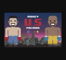 Money vs Pacman Fight of History by rajhe
