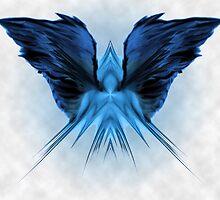 Blue Angel by Martilena