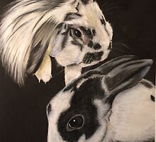 Rabbits!! by Jane Smith