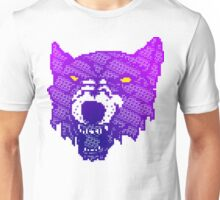 You're Dead Meat! (Purple Lightside) Unisex T-Shirt