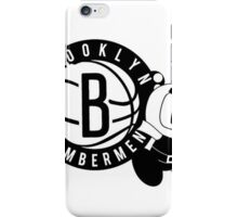 brooklyn bombermen iPhone Case/Skin