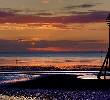 Crosby Sunset by lizb