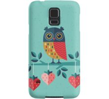 Owl Always Love You Samsung Galaxy Case/Skin