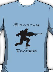Spartan In Training T-Shirt