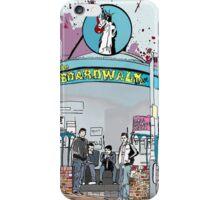 Arctic Monkeys at The Boardwalk  iPhone Case/Skin