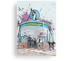 Arctic Monkeys at The Boardwalk  Metal Print