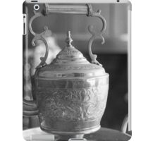 Vintage Kettle iPad Case/Skin