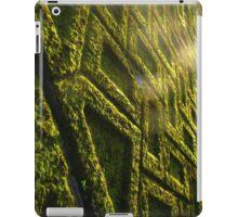 Green Wall iPad Case/Skin