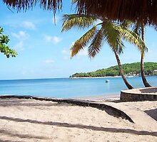 Carribean Beach by pixiebell73