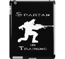 Spartan In Training iPad Case/Skin