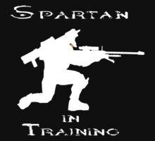 Spartan In Training by elyss216