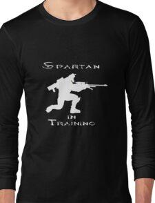 Spartan In Training Long Sleeve T-Shirt