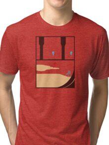 Heretic, Hero Tri-blend T-Shirt