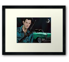 Xander Harris - Buffy the Vampire Slayer Framed Print