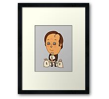 Saul Goodman!  Framed Print