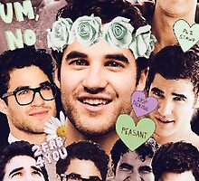 Darren Criss by shortstackkk6
