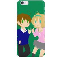 Romano and Beligum~ iPhone Case/Skin