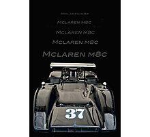 1969 McLaren M8C Photographic Print