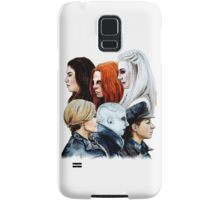 Let Us Be Strong Samsung Galaxy Case/Skin