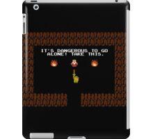 Legend of Zelda: Take this! iPad Case/Skin