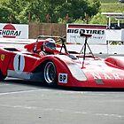 1971 Ferrari 312 P Sparling I by DaveKoontz