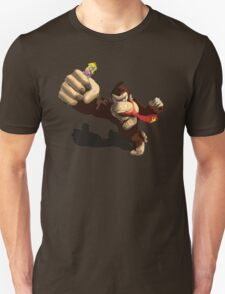 Donkey King-Kong T-Shirt