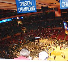 Madison Square Garden Big East VIP Suite  by LenaHunt