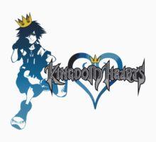Kingdom Hearts Sora Logo  by shadowflash11