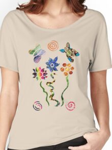 Cut and Paste Women's Relaxed Fit T-Shirt