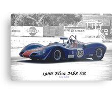 1966 Elva MK8 SR II Metal Print
