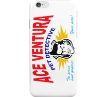 ACE VENTURA  iPhone Case/Skin