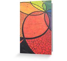 Rainbow Mandala I Greeting Card