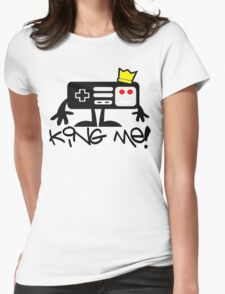 King Me! Womens Fitted T-Shirt