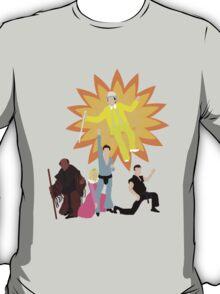 Dayman, Ahhhahhhhahhhhh! T-Shirt