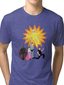 Dayman, Ahhhahhhhahhhhh! Tri-blend T-Shirt