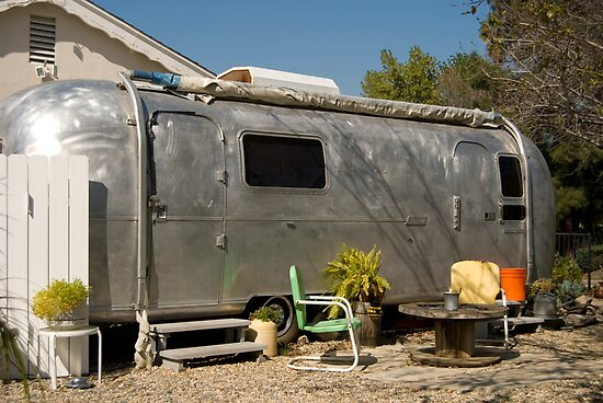 airstream trailer by mariapar