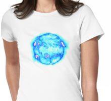 Blue Sun Womens Fitted T-Shirt