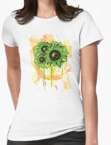 flower sribbles T-Shirt