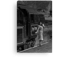 East Lancashire Railway, Rawtenstall Canvas Print
