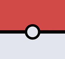Pokeball by sumibirds
